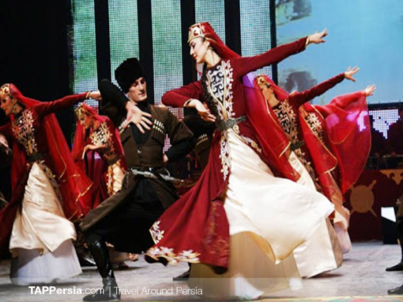 Azeri Dance - Iran
