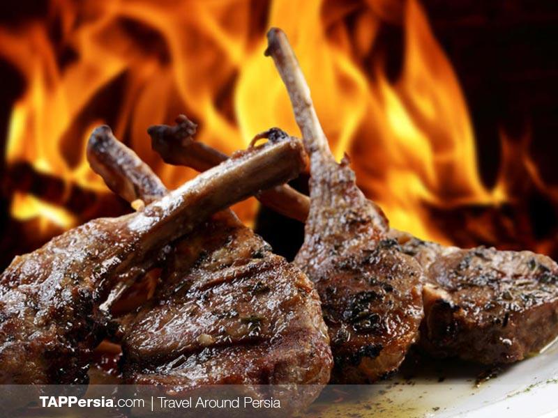Kermanshah Local Food