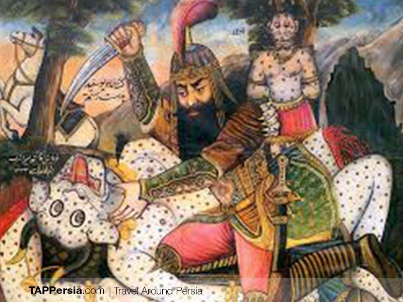 Ferdowsi Shahname