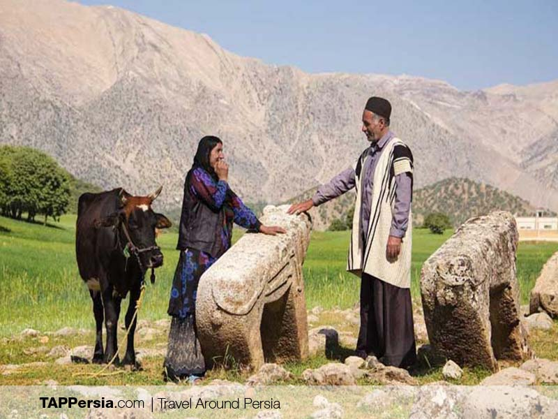 Lur Ethnic - Iran - History