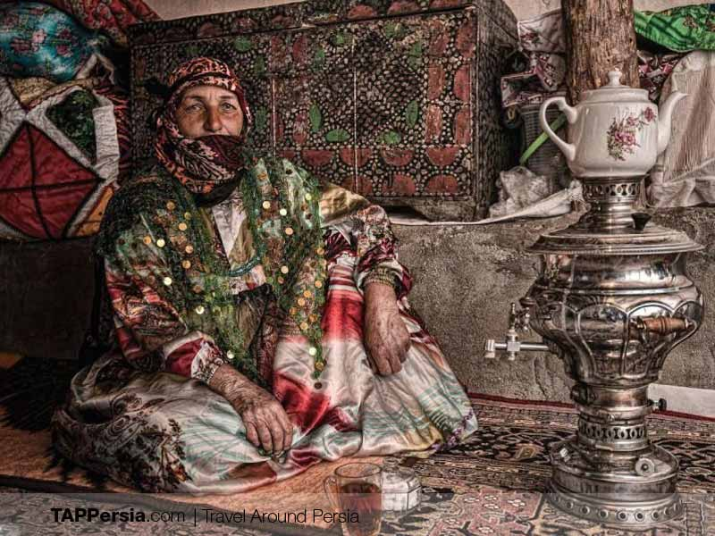 Azeri Ethnicity - Iran - Hospitality