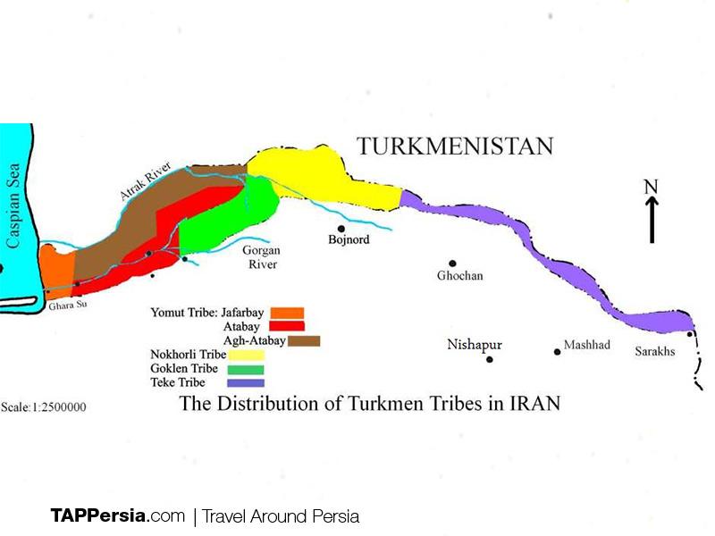Iranian Turkmen - Iran