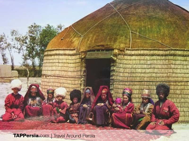 Iranian Turkmen - Iran - Nomad Turkmens