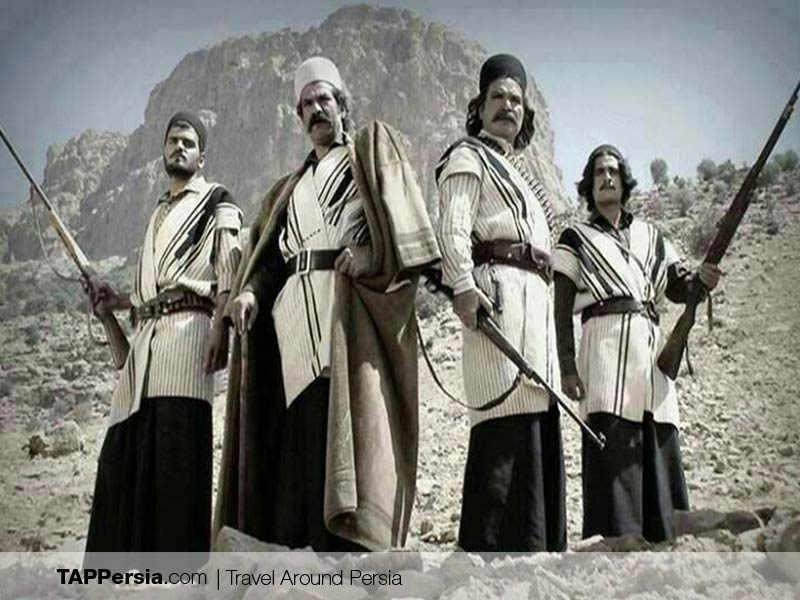 Lur Ethnic - Iran - Bakhtiari