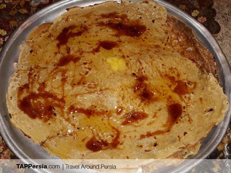 Iranian Food - Iran - chazanak reghoo