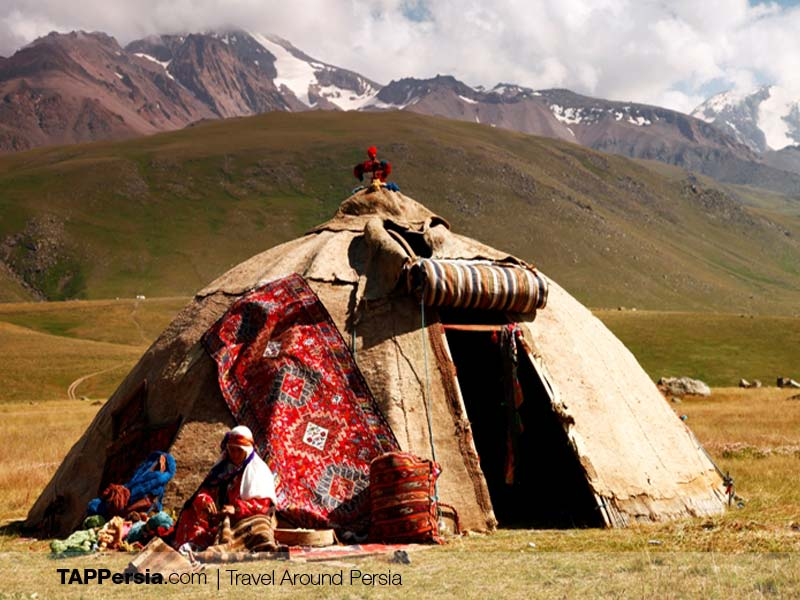 Azeri Ethnicity - Iran - Shahsavan Tribe