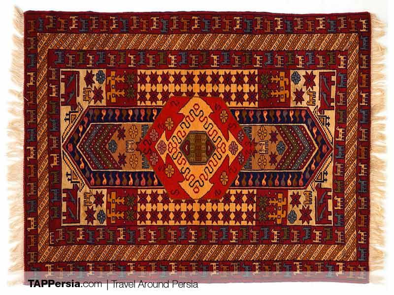 Iranian Turkmen - Turkmen Carpeta