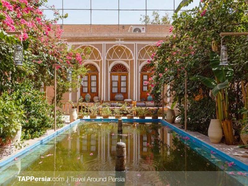 Kashane Hotel - Alexander Prison in Yazd