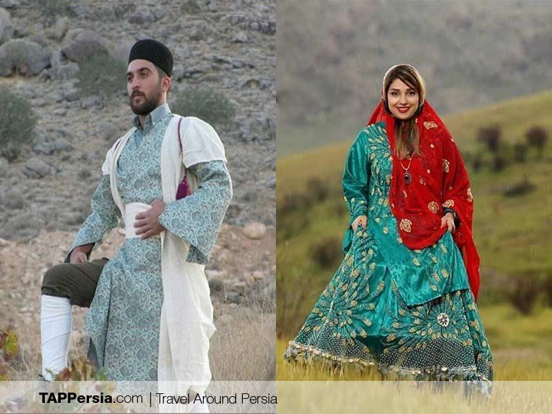 Lur Ethnic - Iran - Clothing