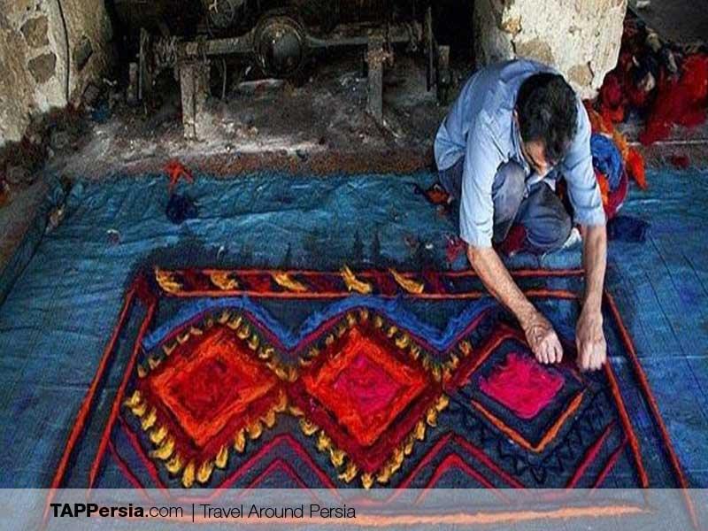 Lur Ethnic - Iran - namad