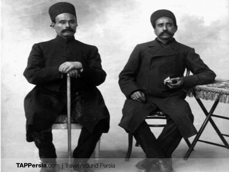 Azeri Ethnicity - Iran - Sattarkhan and Baghirkhan