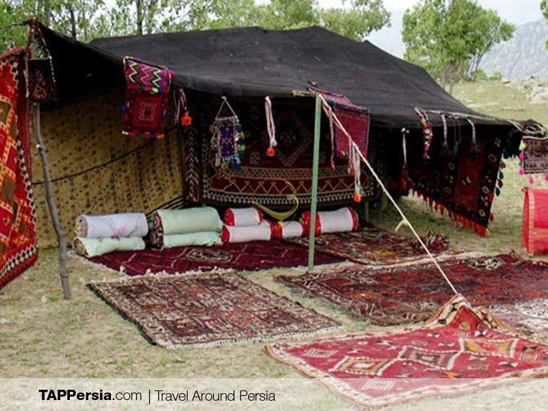Lur Ethnic - Iran - Siah Chador