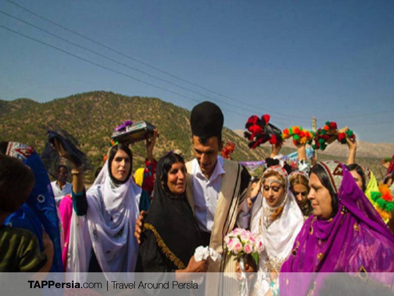 Lur Ethnic - Iran - Bakhtiari wedding