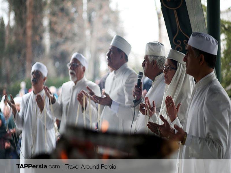 Lur ethnic - Iran - Zoroastrian