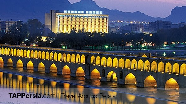 Kowsar Hotel - 5 star hotels of Isfahan