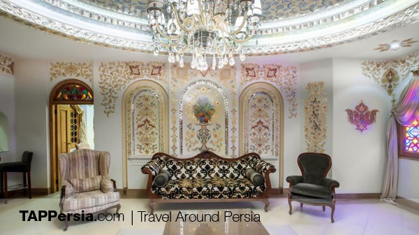 Attar Hotel - 5 star hotels of Isfahan