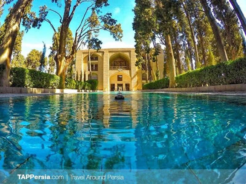 Fin Garden- a remarkable Persian Garden in Kashan