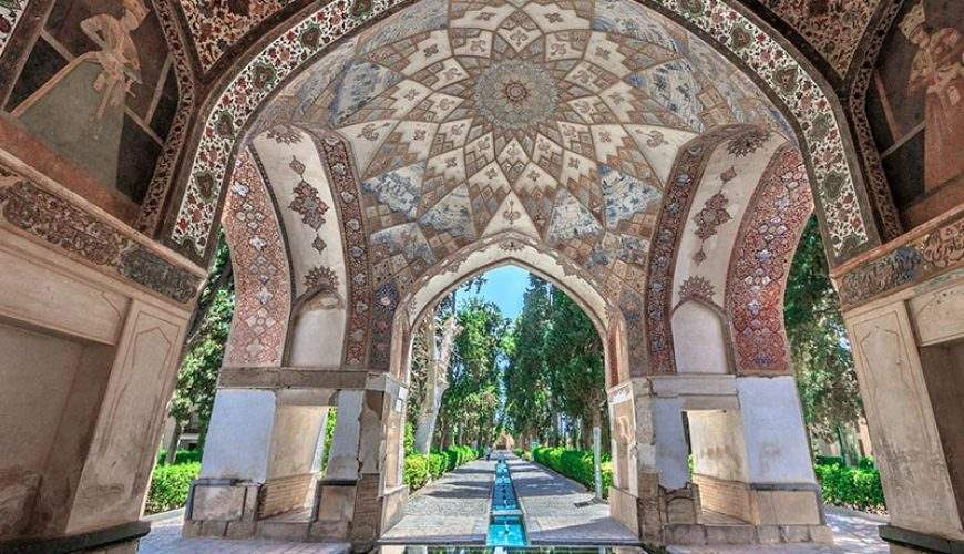 Fin Garden- a remarkable Persian Garden in Kashan