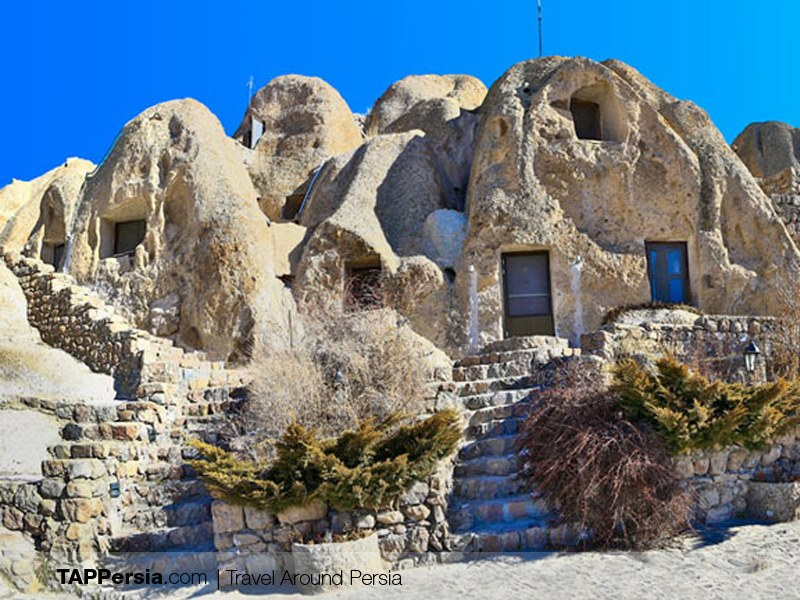Laleh Kandovan Hotel - Coolest Hotels to Stay in Iran