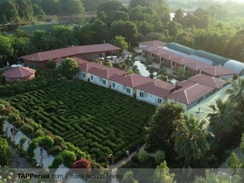 Swans Farm - Coolest Hotels to Stay in Iran