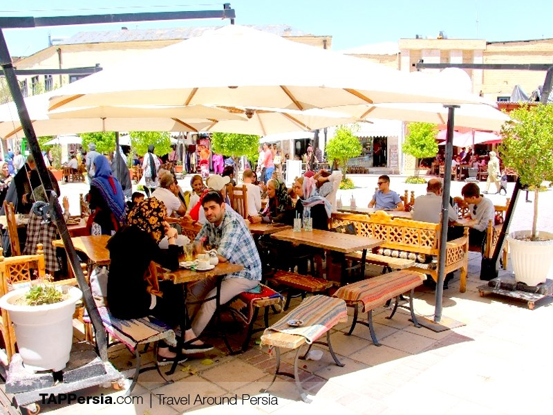 Joulep Café Shiraz - The 10 Best Cafes you Should Try in Shiraz