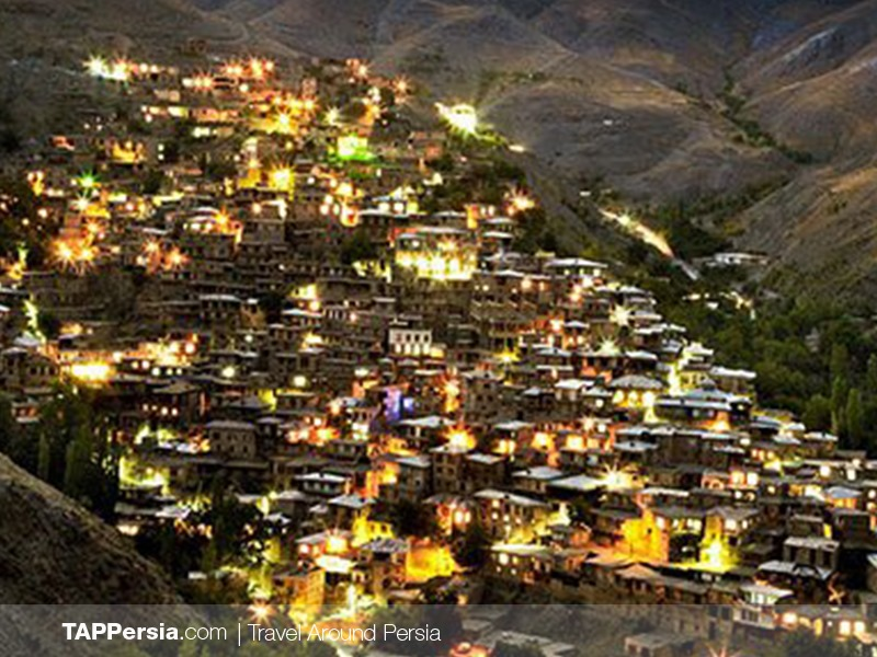 kang village - Mashhad top attraction