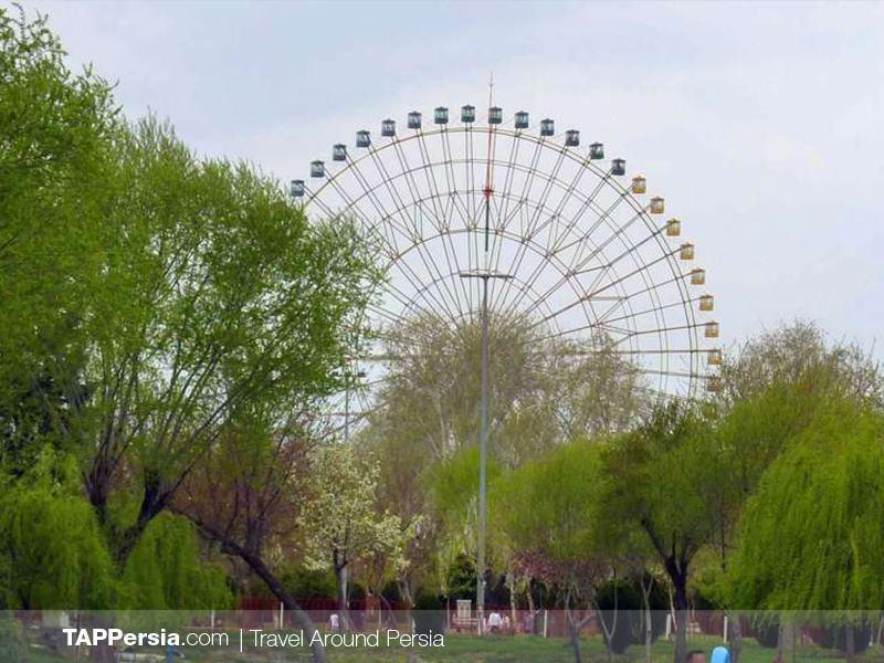 Mellat park - Mashhad top attraction