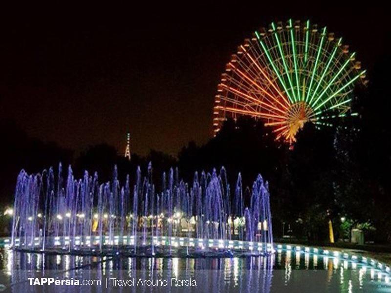 Mellat park- Mashhad top attraction