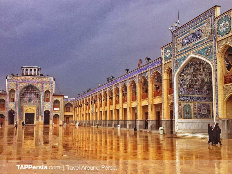 Shahe Cheragh Mosque