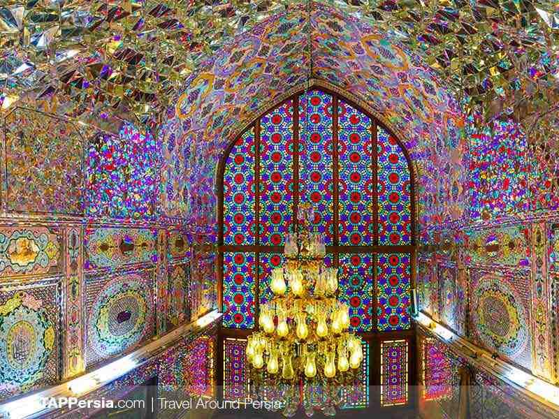 King of Lights - Shah Cheragh Shrine