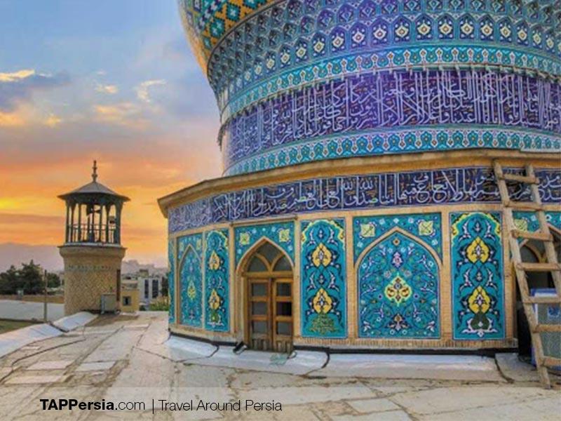 Ali Ibn Hamzeh Shrine - A Holy Site in SHiraz