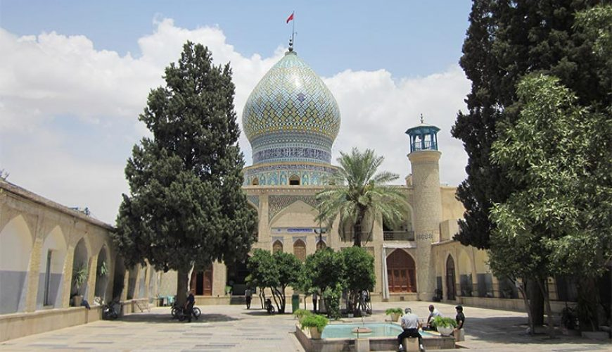 Ali Ibn Hamzeh Shrine - A Holy Site in SHiraz