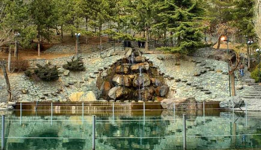 Jamshidieh Stone Garden - Tehran Attractions