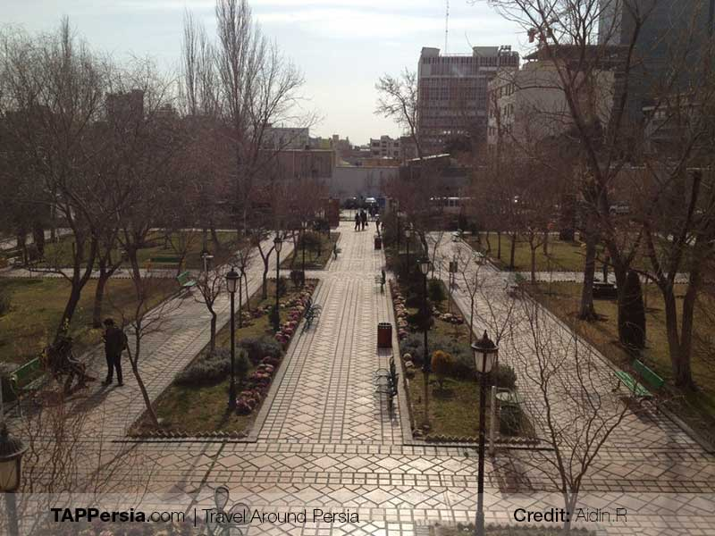 Honarmandan Park - Tehran Attractions