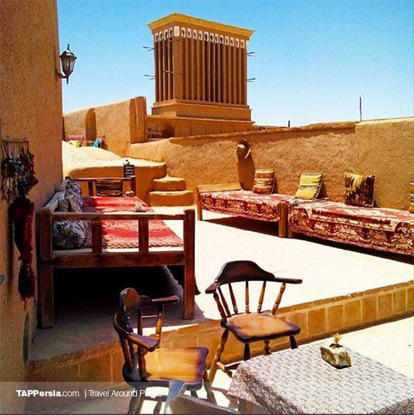 Yazd Art House - Bam-e Yazd