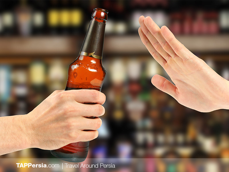 prohibition of Alcohol in Iran