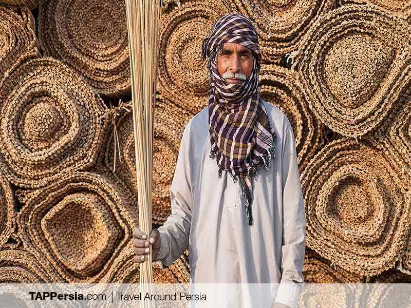 Hasir-bâfi - Mat Weaving
