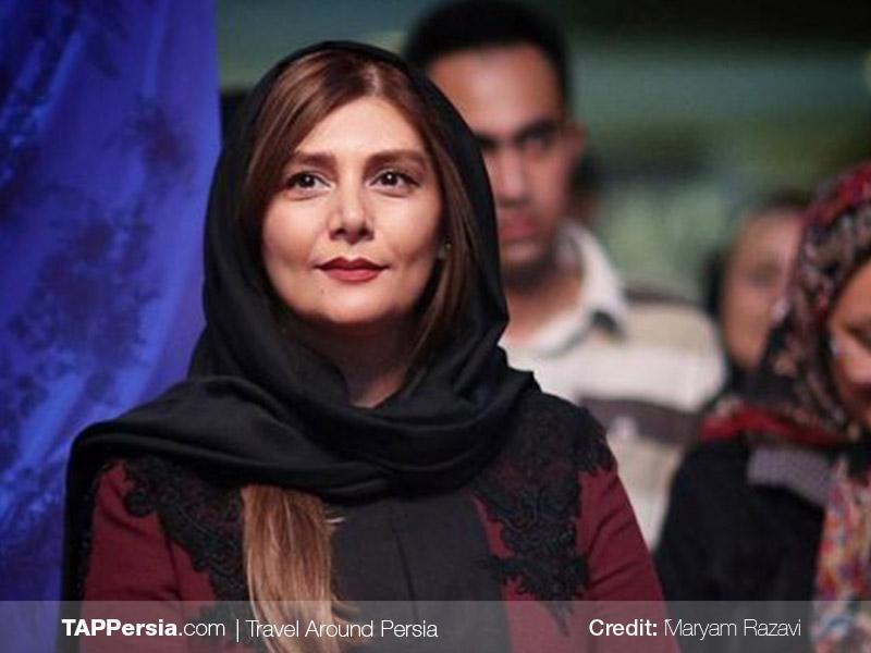 Hengameh Ghaziani - Best Iranian Actresses