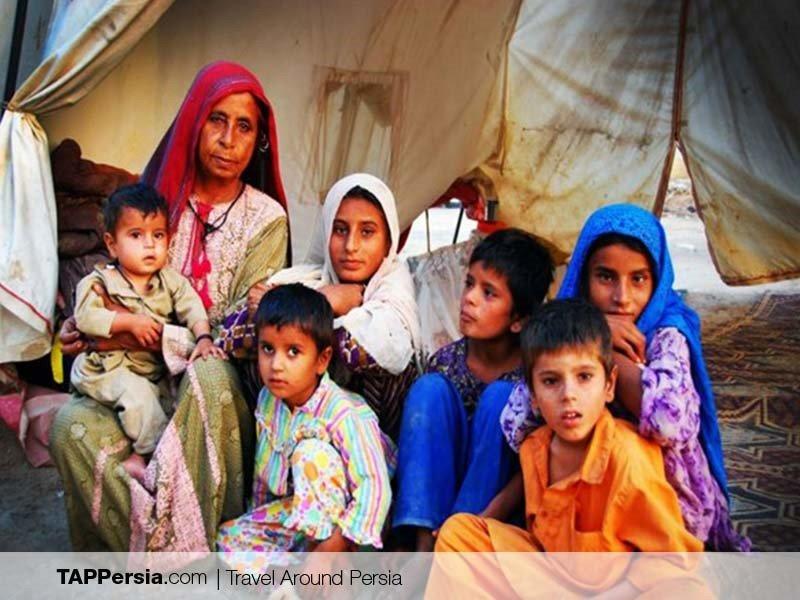 Iranian Balochi People