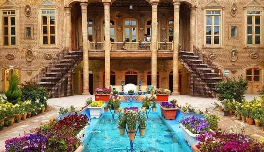 Darougheh Historical House - Iran - Mashhad