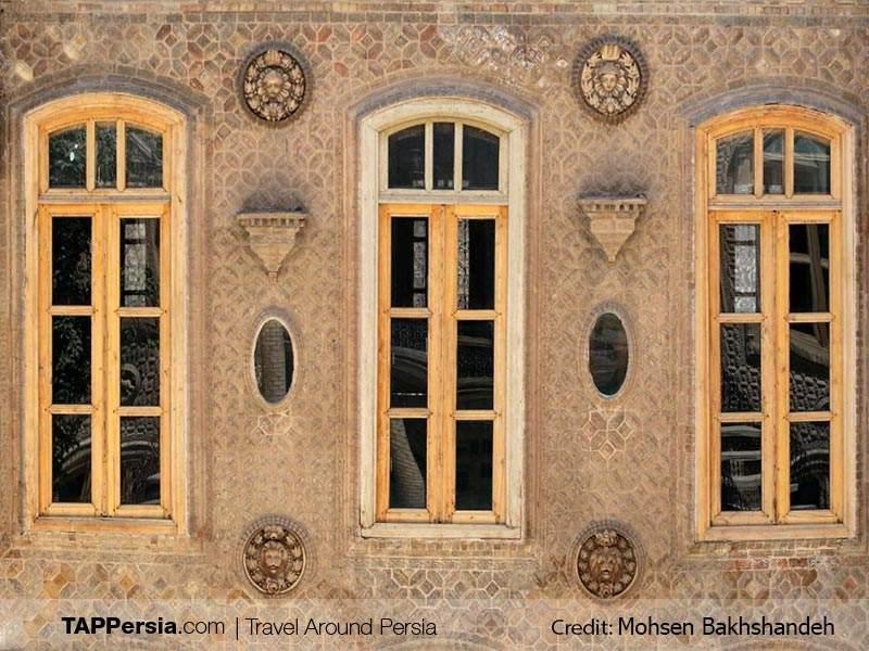 Darougheh Historical House - Mashhad - Iran