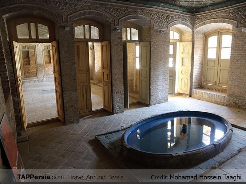 Darougheh Historical House - Sardab - Iran