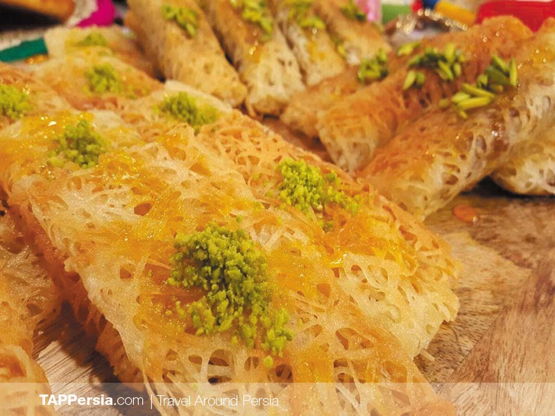 Rasht Gran Bazaar - Iran - Reshteh-khoshkar