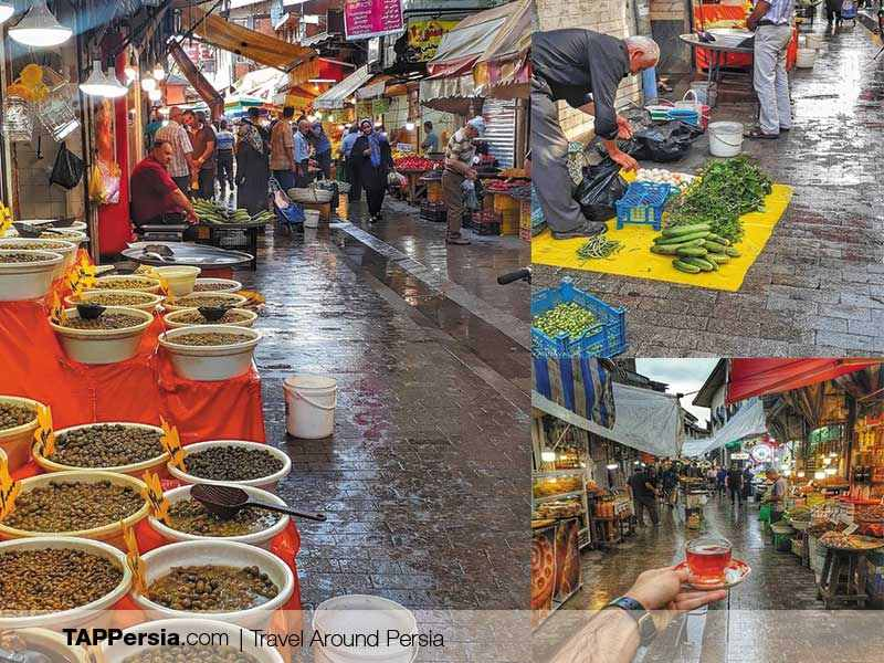 Rasht Gran Bazaar - Iran