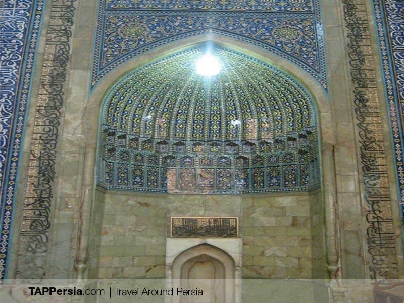 Goharshad Mosque - Mashhad - Iran