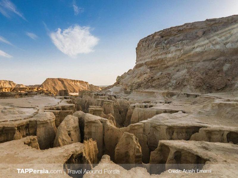 Top 10 Attractions In Qeshm Island - Valley of Stars
