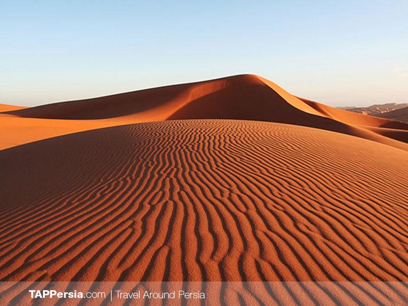 Lut Desert - Sand dunes - Iran