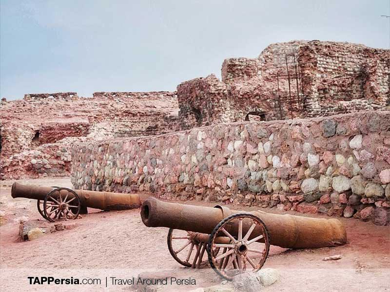 Top 10 Attractions In Qeshm Island - Portuguese Castle
