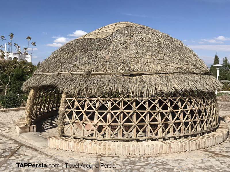 Fath-Abad Garden - Kerman - Iran