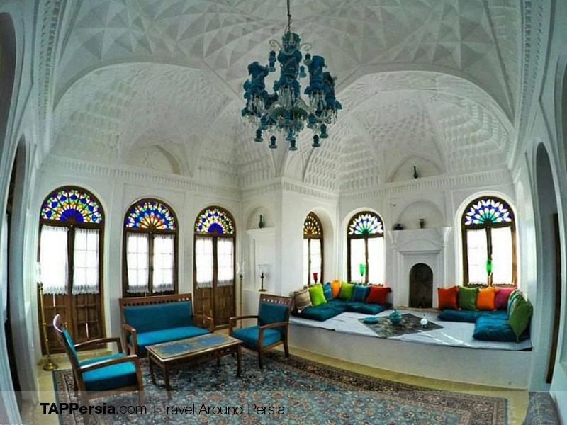 Naqqashi Room - Fath-Abad Garden